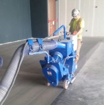 concrete coatings calgary - polyurethane coating